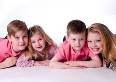 Family portraits Brighton