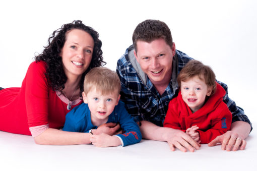 Family group photography in Brighton