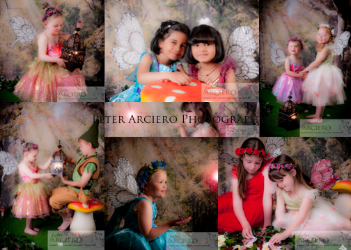Brighton's Magical Pixie Fairy and Elf Photo Experience last weekend